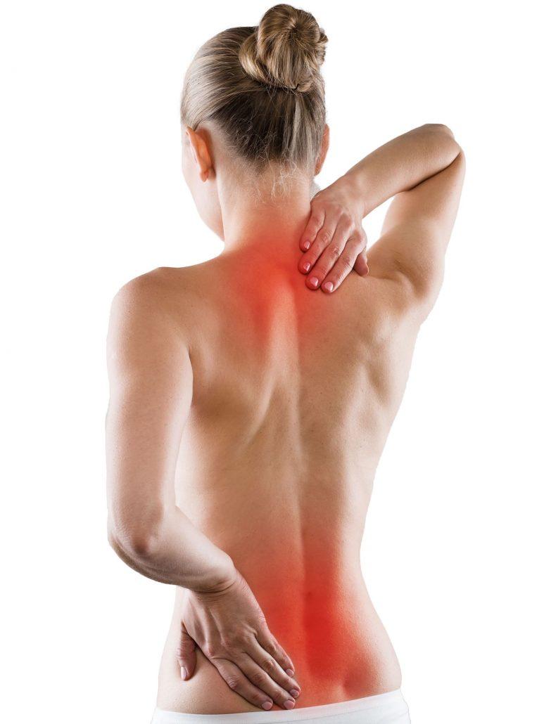 Rückenverspannungen behandeln