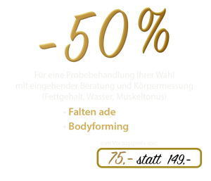 Cosmetics and Body Gutschein
